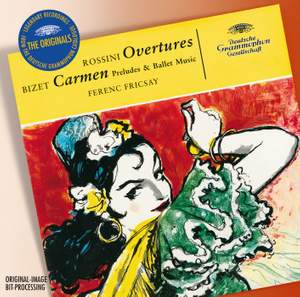 Rossini - Overtures Product Image