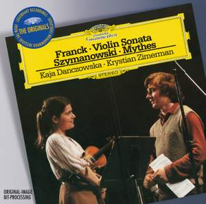 Franck & Szymanowski: Works for Violin and Piano