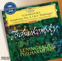 Tchaikovsky: Symphonies Nos. 4 - 6