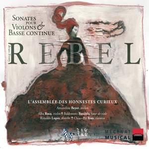 Rebel - Sonatas for Violins and Bass