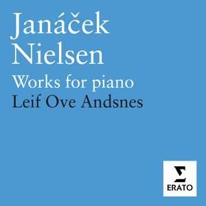 Leos Janácek & Carl Nielsen - Piano Music Product Image
