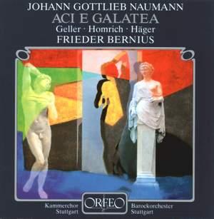 Naumann, J G: Aci e Galatea