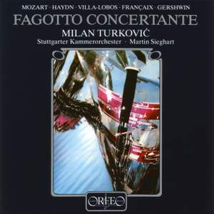 Fagotto Concertante