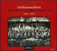 Vienna Symphony Jubilee 1900-1990