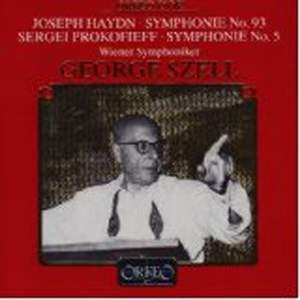 Haydn: Symphony No. 93 & Prokofiev: Symphony No. 5