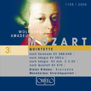 Mozart - Quintets
