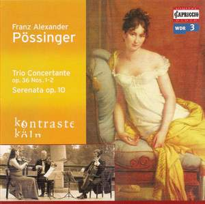 Possinger: Trio Concertante & Serenata