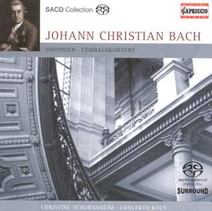 Bach, J C: Symphony in D major, etc.