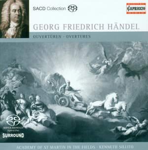 Handel - Overtures
