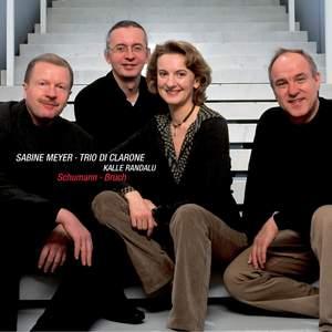 Max Bruch & Robert Schumann - Works for Clarinet