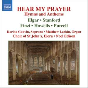 Hear My Prayer - Hymns and Anthems Product Image