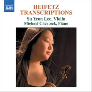 Heifetz - Transcriptions for Violin and Piano