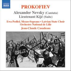 Prokofiev: Alexander Nevsky & Suite from Lieutenant Kijé