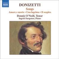 Donizetti - Songs