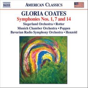 American Classics - Gloria Coates - Naxos: 8559289 - CD or download    Presto Music