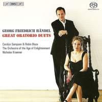Handel - Great Oratorio Duets