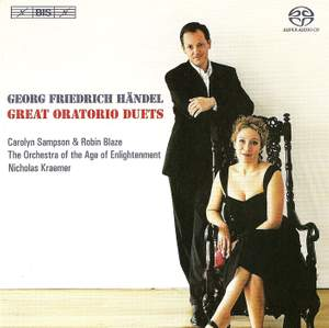 Handel - Great Oratorio Duets Product Image