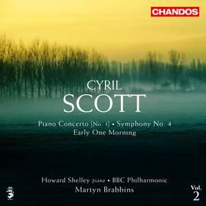 Cyril Scott - Orchestral Works Volume 2
