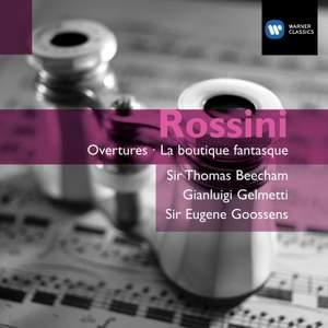 Rossini - Overtures & La Boutique Fantasque