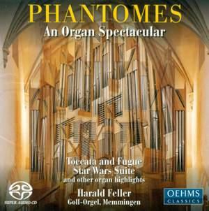 Phantomes - 'An Organ Spectacular'