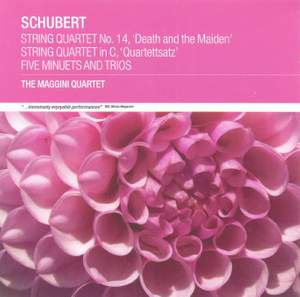Schubert: String Quartets Nos. 12 & 14 Product Image