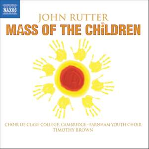 Rutter: Mass of the Children, etc. Product Image