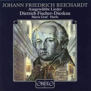 Reichardt, J F: Selected lieder