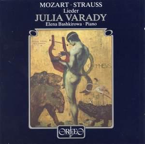 Mozart & Strauss: Lieder
