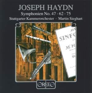 Haydn: Symphony No. 47 in G Major, etc.