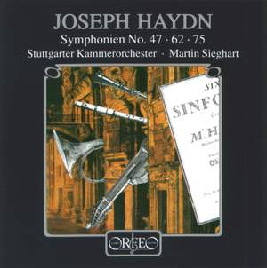 Haydn: Symphony No. 47 in G Major, etc.