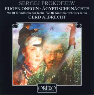 Prokofiev: Incidental music from Eugene Onegin & Noches Egipcias