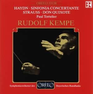 Haydn: Sinfonia Concertante & Strauss: Don Quixote