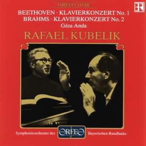 Beethoven: Piano Concerto No. 1 & Brahms: Piano Concerto No. 2