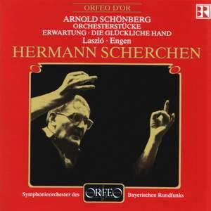 Schoenber: 5 Orchestral Pieces, Erwartung & Die glückliche Hand