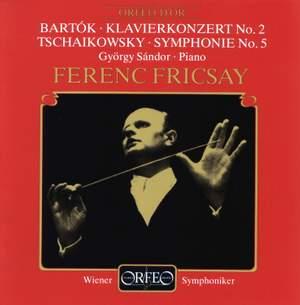 Bartók: Piano Concerto No. 2 & Tchaikovsky: Symphony No. 5