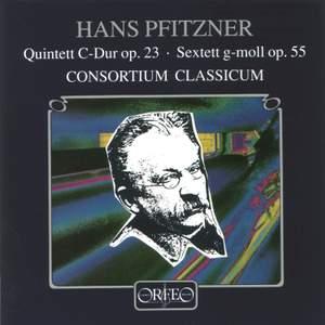 Pfitzner: Quintet & Sextet