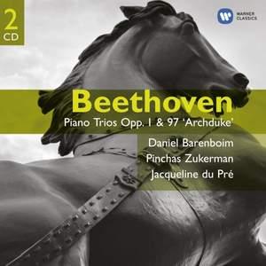 Beethoven: Piano Trios Nos. 1-3, 7, 9 & 10