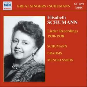 Great Singers - Elisabeth Schumann Volume 2