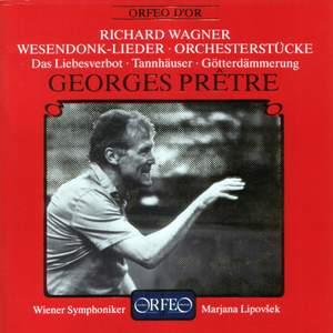 Wagner: Wesendonck-Lieder & Orchestral Works Product Image
