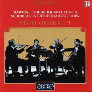 Bartók & Schubert: String Quartets