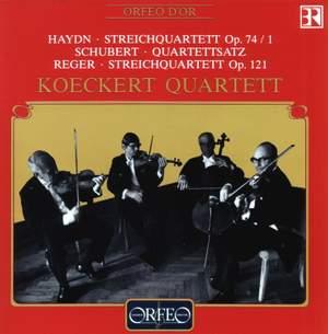 Haydn: String Quartet, Op. 74 No. 1 in C major, etc.