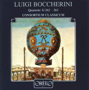 Boccherini Quartets