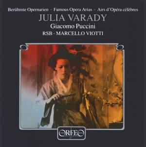 Julia Varady - Puccini Arias