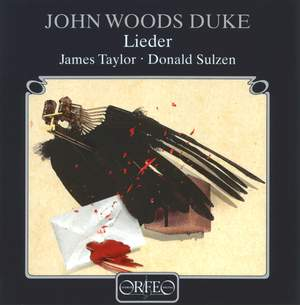 John Woods Duke: Lieder Product Image