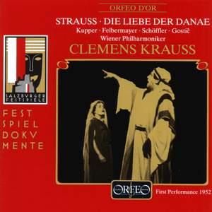 Strauss, R: Die Liebe der Danae, Op. 83 Product Image