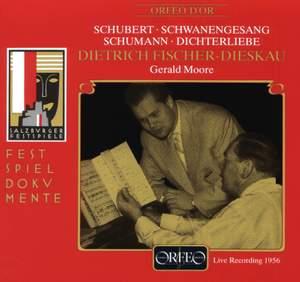 Schubert: Schwanengesang & Schumann: Dichterliebe Product Image