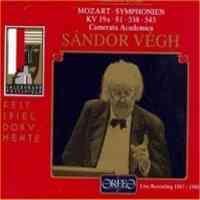 Sandor Végh conducts Mozart