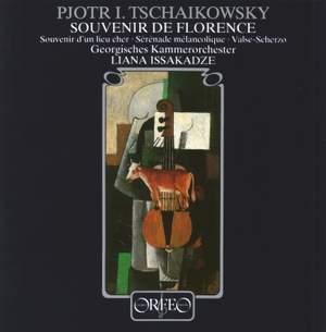 Tchaikovsky: Souvenir de Florence, Sérénade Mélancolique