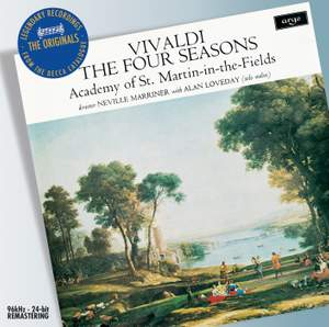 Vivaldi: The Four Seasons Product Image