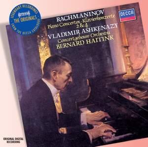 Rachmaninov: Piano Concertos Nos. 2 & 4 Product Image